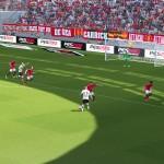 PES 2015 gameplay image