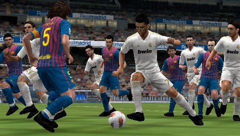 PES on the PS2