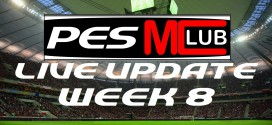 Live Update Week 8