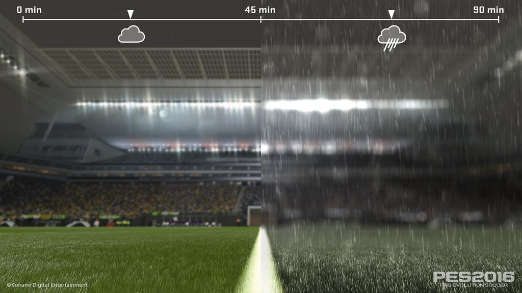 PES 2016 - Dynamic Weather
