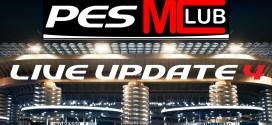 PES Live Update Week 4