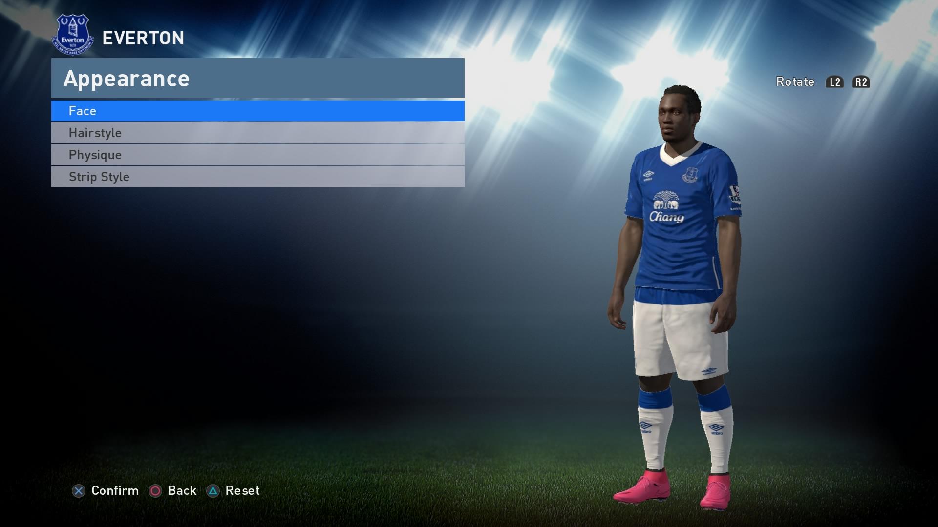 PES 2016 - Everton Kit