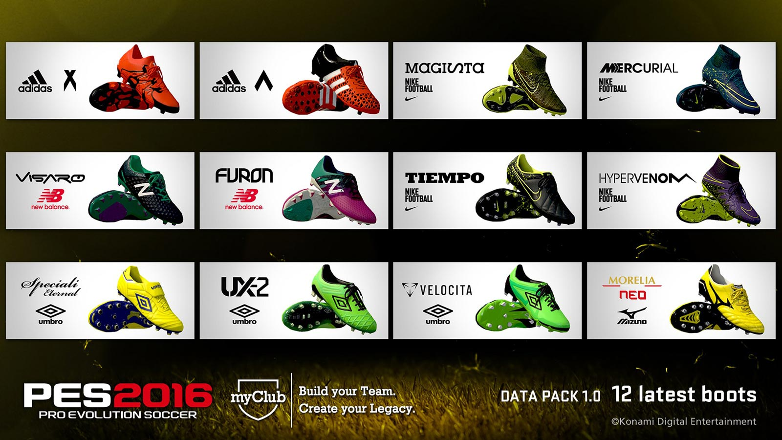 PES 2016 - Boots