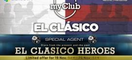 El Clasico Agent