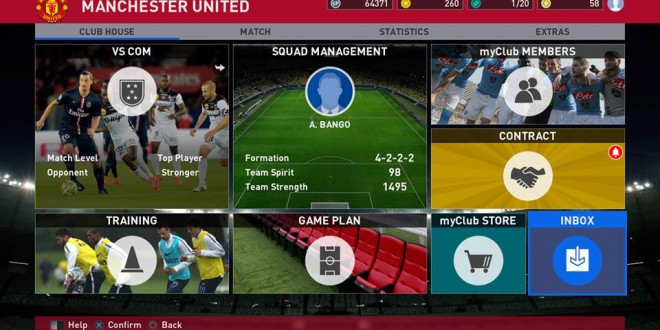 PES 2016 myClub Review