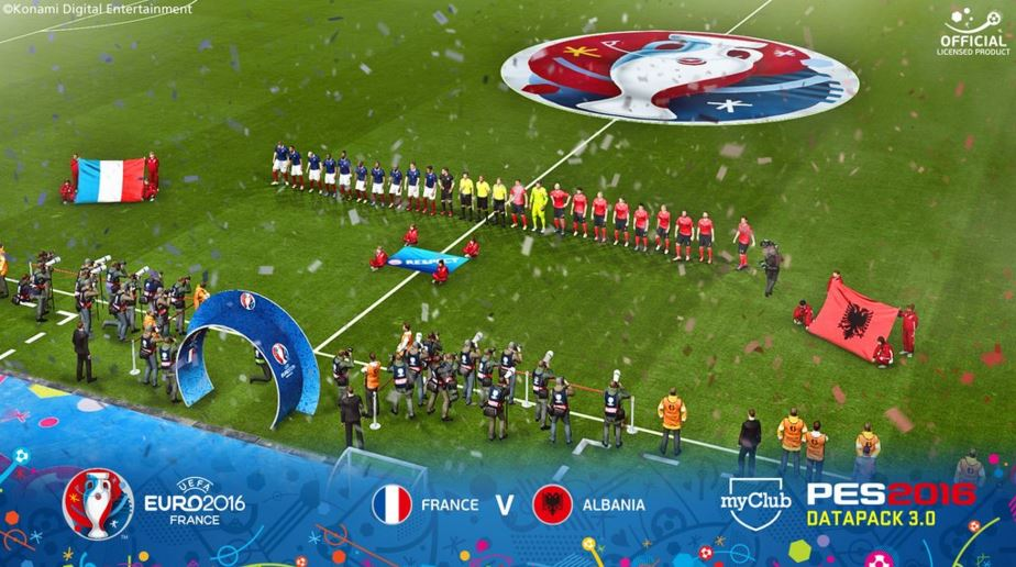PES Euro 2016