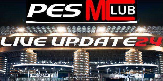PES Live Update Week 24