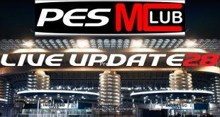 PES Live Update Week 28