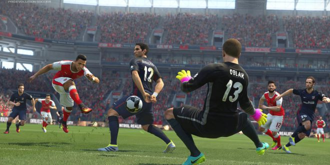 PES 2017 Second Build Gameplay