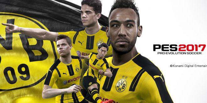 PES 2017 Details - Dortmund