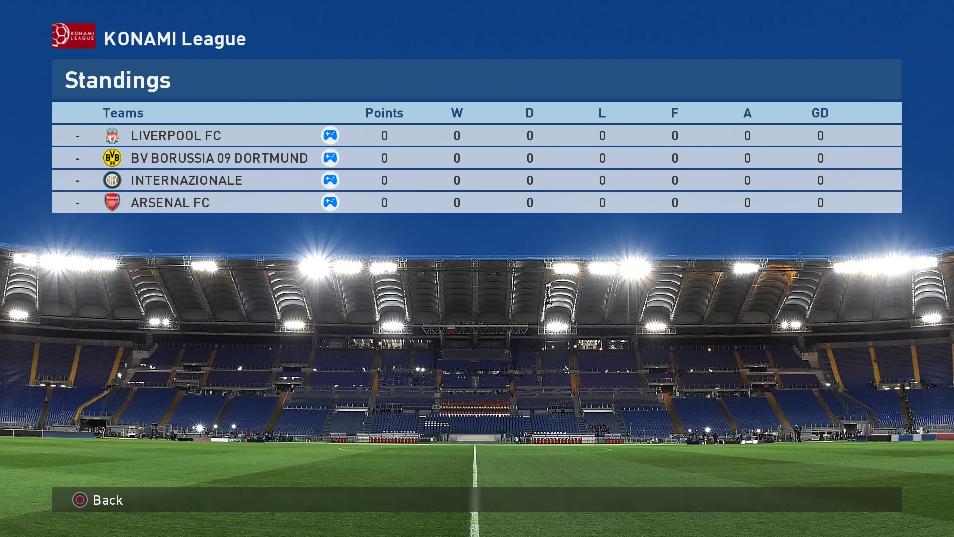 Custom League Available in PES 2017 | PESmyClub