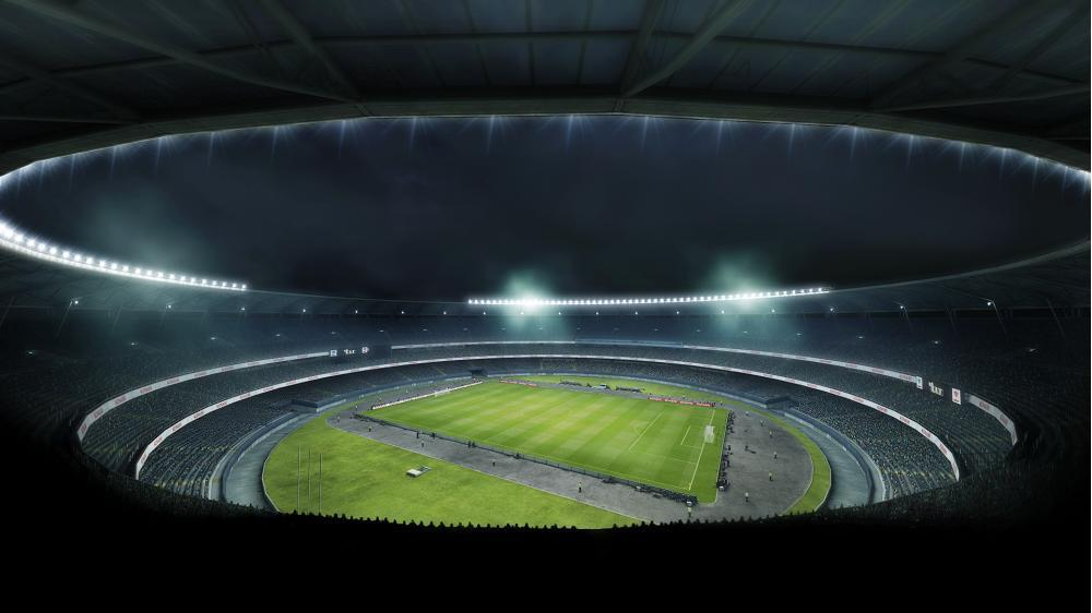 PES 2011 Screenshot Stadium