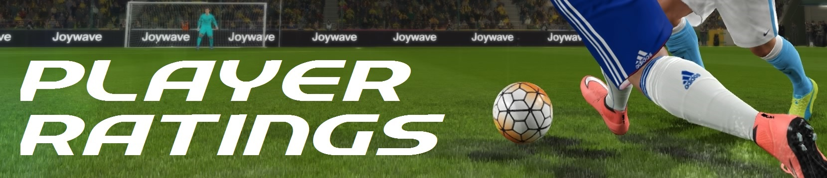 PES Player Ratings