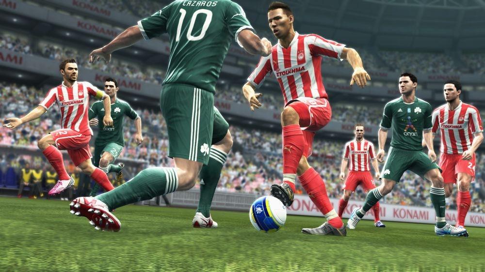 PES 2013 Screenshot Copa Libertadores