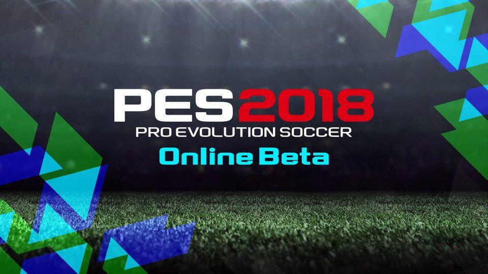 PES 2018 Online Beta
