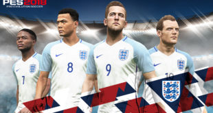 PES 2018 Teams - England