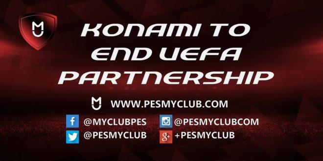 PES Champions League Partnership