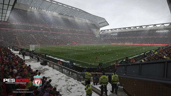 PES 2019 Snow